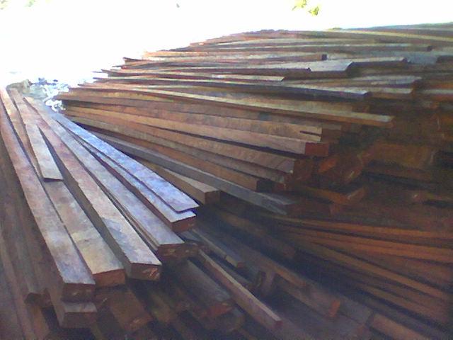 jenis jenis kayu